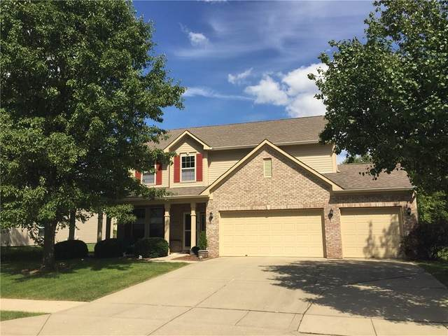 2043 Riverstone Court, Avon, IN 46123 (MLS #21744744) :: Mike Price Realty Team - RE/MAX Centerstone