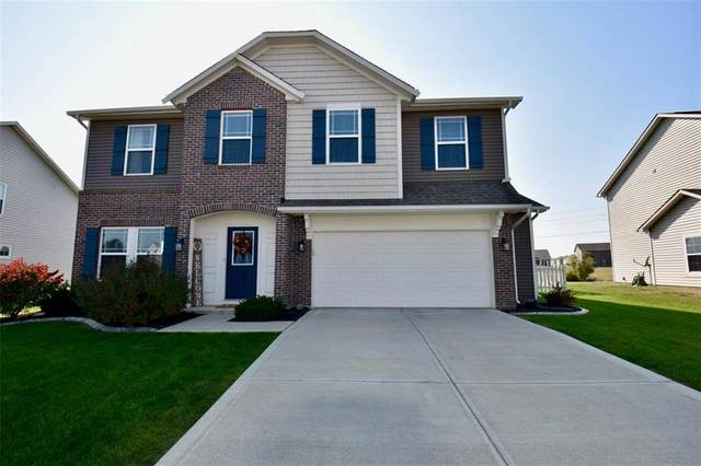 2764 Twinleaf Drive, Plainfield, IN 46168 (MLS #21744746) :: AR/haus Group Realty