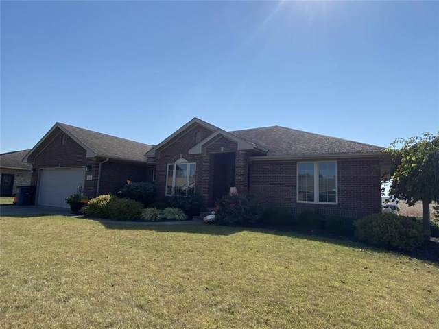 2721 Talon Court Court, Seymour, IN 47274 (MLS #21744760) :: Richwine Elite Group