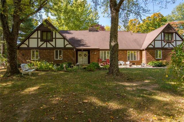 4862 N Banta Road, Bargersville, IN 46106 (MLS #21744768) :: The Indy Property Source
