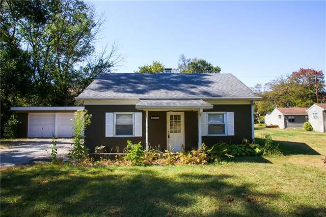 5140 Crown Street, Indianapolis, IN 46208 (MLS #21744770) :: The ORR Home Selling Team