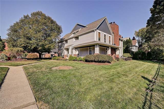 1322 N Alabama Street G, Indianapolis, IN 46202 (MLS #21744785) :: AR/haus Group Realty