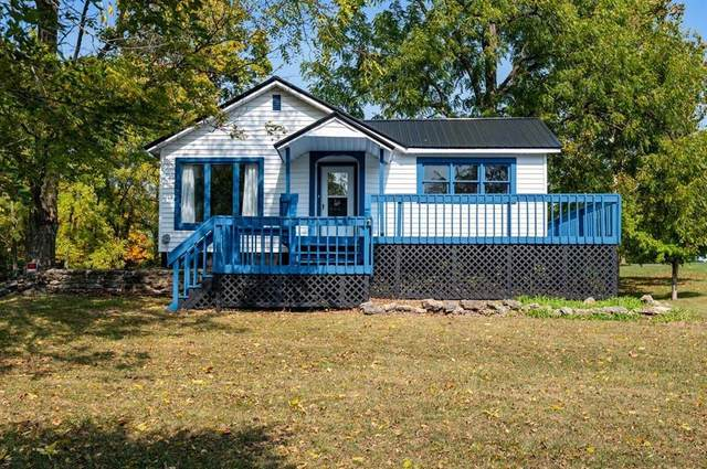 602 W Indiana Avenue, Eaton, IN 47338 (MLS #21744802) :: The ORR Home Selling Team