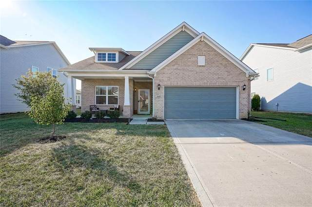 5607 W Crestview, Mccordsville, IN 46055 (MLS #21744804) :: The ORR Home Selling Team