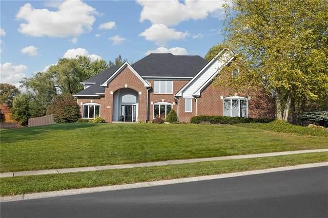 782 Wedgewood Lane, Carmel, IN 46033 (MLS #21744811) :: AR/haus Group Realty