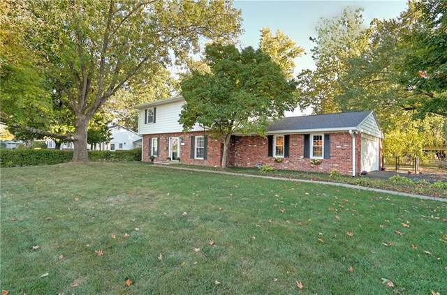 1511 Parkside Drive, Columbus, IN 47203 (MLS #21744813) :: AR/haus Group Realty