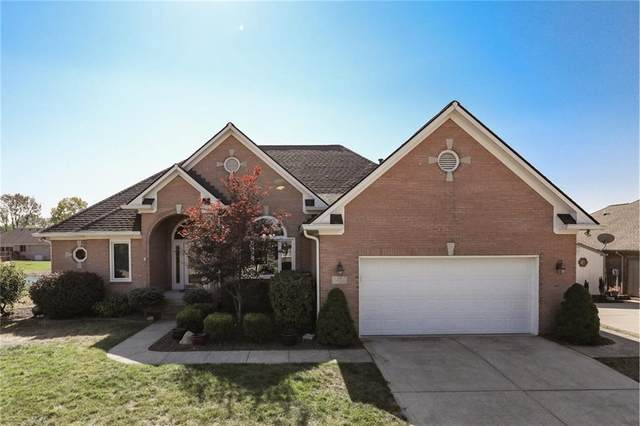 5303 Red Stone Lane, Greenwood, IN 46142 (MLS #21744814) :: AR/haus Group Realty