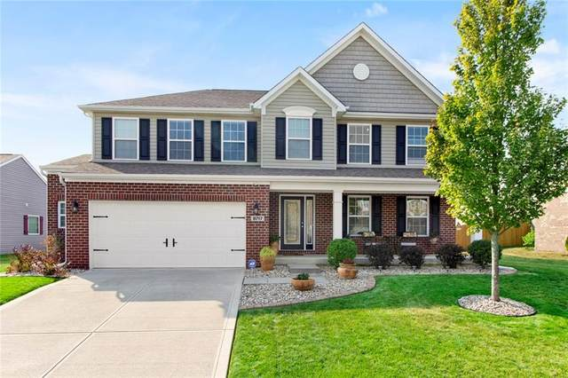 8717 New Heritage Drive, Indianapolis, IN 46239 (MLS #21744818) :: AR/haus Group Realty