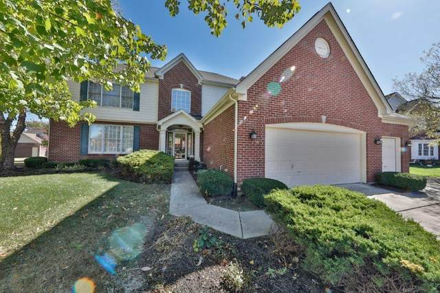 11719 Mesa Valley Court, Fishers, IN 46037 (MLS #21744836) :: The ORR Home Selling Team