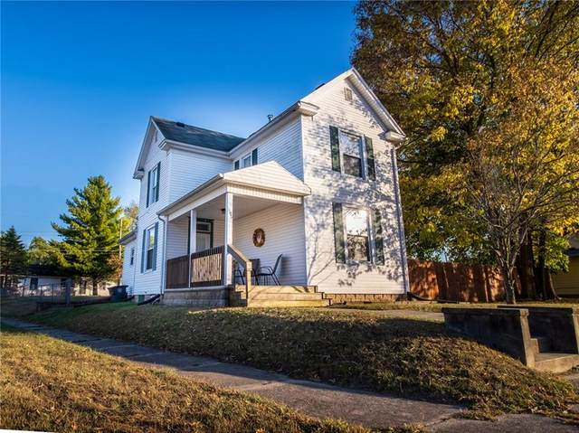 1146 Fayette Street, Connersville, IN 47331 (MLS #21744847) :: Mike Price Realty Team - RE/MAX Centerstone