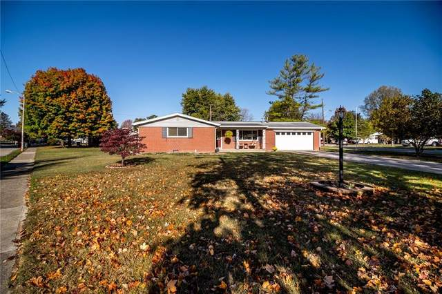 802 Parkview Drive, Rushville, IN 46173 (MLS #21744850) :: Corbett & Company