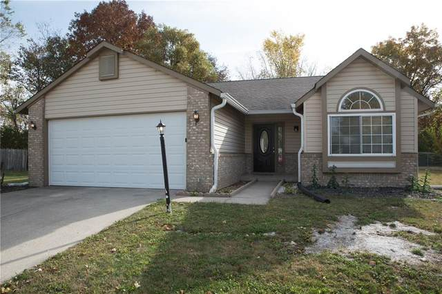 1317 Westridge Court, Greenwood, IN 46142 (MLS #21744859) :: Richwine Elite Group