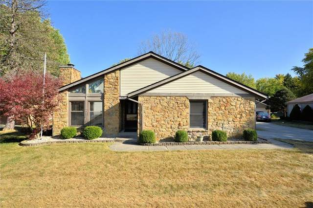 2837 Saddle Barn East Drive, Indianapolis, IN 46214 (MLS #21744861) :: The Evelo Team