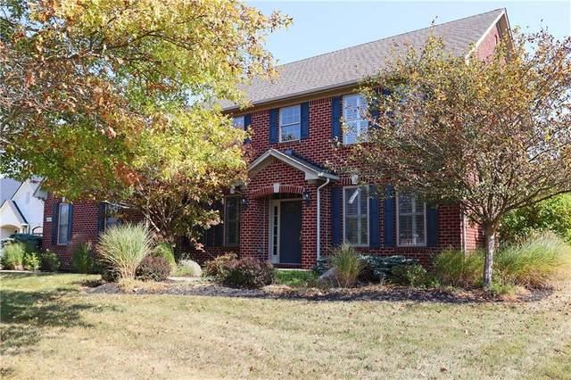 16457 Oak Manor Drive, Westfield, IN 46074 (MLS #21744865) :: Heard Real Estate Team   eXp Realty, LLC