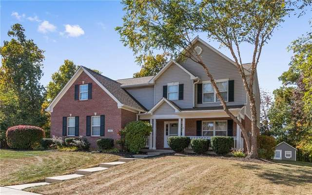 384 Woodland Trail Drive, Indianapolis, IN 46239 (MLS #21744869) :: Mike Price Realty Team - RE/MAX Centerstone
