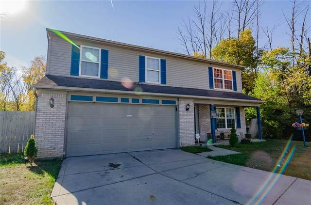 3519 W 54th Street, Indianapolis, IN 46228 (MLS #21744871) :: AR/haus Group Realty