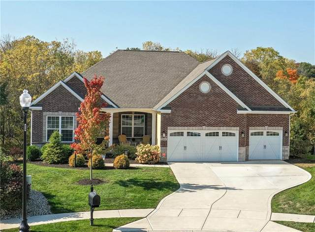7402 Cassilly Court, Indianapolis, IN 46278 (MLS #21744882) :: Mike Price Realty Team - RE/MAX Centerstone