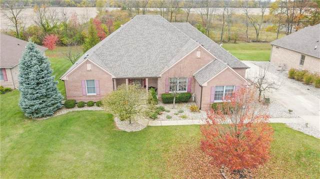 1952 S Sugar Gum Trail, Greenfield, IN 46140 (MLS #21744886) :: Mike Price Realty Team - RE/MAX Centerstone
