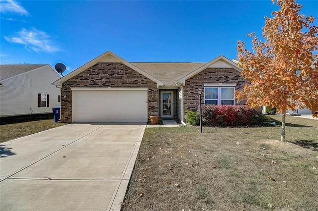 3710 Newcastle Court, Indianapolis, IN 46235 (MLS #21744888) :: Mike Price Realty Team - RE/MAX Centerstone