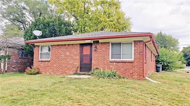2201 N Spencer Avenue, Indianapolis, IN 46218 (MLS #21744893) :: Mike Price Realty Team - RE/MAX Centerstone