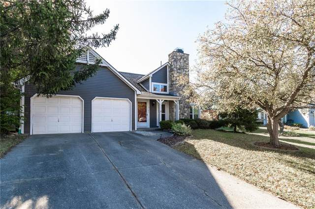 9141 Fireside Court, Indianapolis, IN 46250 (MLS #21744902) :: Mike Price Realty Team - RE/MAX Centerstone