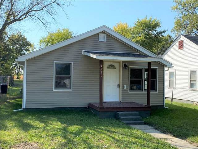 2919 D Avenue, New Castle, IN 47362 (MLS #21744903) :: RE/MAX Legacy