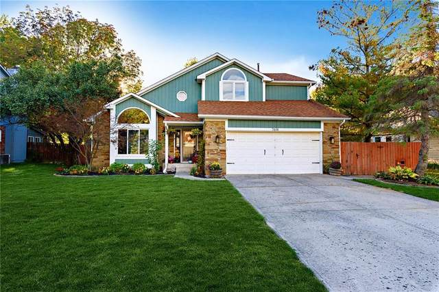 7614 Old Oakland W Drive, Indianapolis, IN 46236 (MLS #21744916) :: Richwine Elite Group