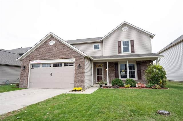 11255 Guy Street, Fishers, IN 46038 (MLS #21744918) :: Anthony Robinson & AMR Real Estate Group LLC