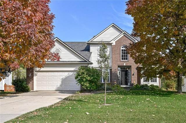 11763 Wedgeport Lane, Fishers, IN 46037 (MLS #21744934) :: The ORR Home Selling Team