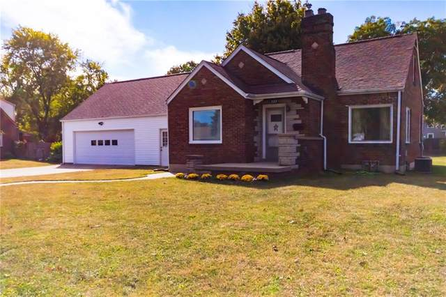 222 S Coovert Street, Columbus, IN 47201 (MLS #21744949) :: Heard Real Estate Team | eXp Realty, LLC