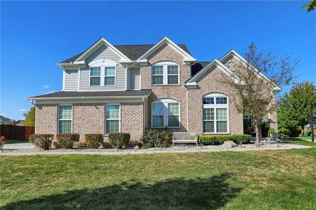 14924 Mustang Trail, Fishers, IN 46040 (MLS #21744963) :: AR/haus Group Realty