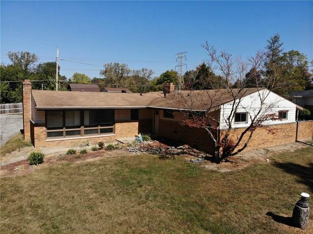 4560 Devon Court, Indianapolis, IN 46226 (MLS #21744973) :: The ORR Home Selling Team
