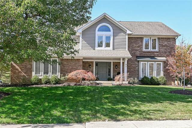 9262 Eastwind Drive, Indianapolis, IN 46256 (MLS #21744985) :: Mike Price Realty Team - RE/MAX Centerstone