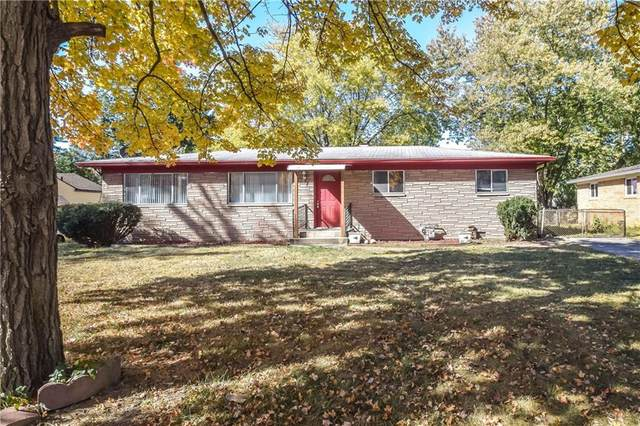 1726 N Audubon Road, Indianapolis, IN 46218 (MLS #21745003) :: Heard Real Estate Team   eXp Realty, LLC