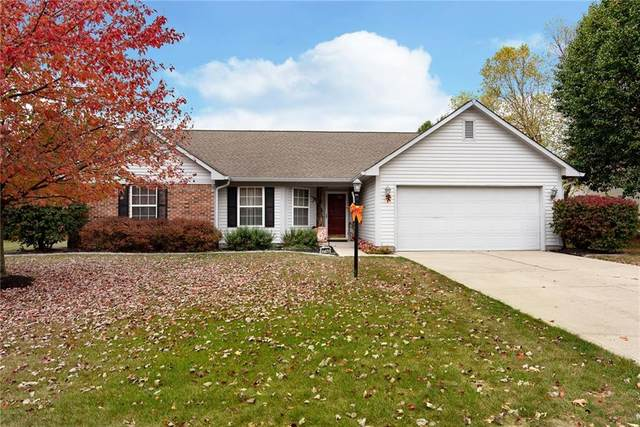 7740 Winding Creek Drive, Indianapolis, IN 46236 (MLS #21745005) :: The ORR Home Selling Team