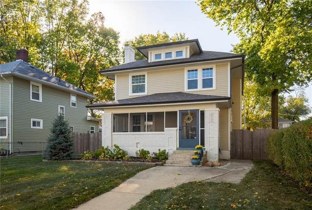 4040 Carrollton Avenue, Indianapolis, IN 46205 (MLS #21745008) :: Mike Price Realty Team - RE/MAX Centerstone