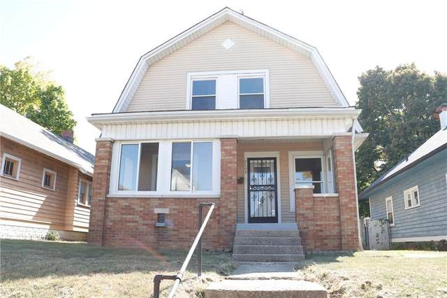 2409 Coyner Avenue, Indianapolis, IN 46218 (MLS #21745013) :: AR/haus Group Realty
