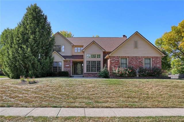 8218 Misty Cove, Indianapolis, IN 46236 (MLS #21745038) :: Mike Price Realty Team - RE/MAX Centerstone