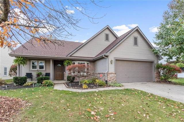5061 Ashbrook Drive, Noblesville, IN 46062 (MLS #21745060) :: Heard Real Estate Team | eXp Realty, LLC