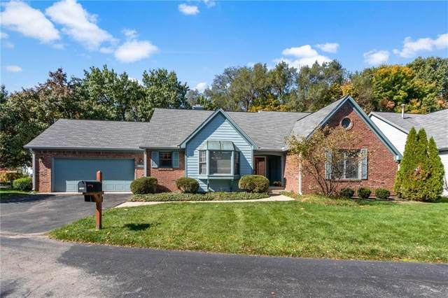 7608 Newport Bay Drive, Indianapolis, IN 46240 (MLS #21745064) :: Ferris Property Group