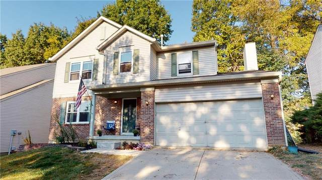 3426 Garden Grove Drive, Indianapolis, IN 46214 (MLS #21745068) :: Mike Price Realty Team - RE/MAX Centerstone