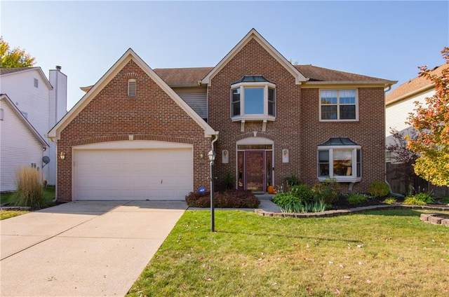 8407 Sawgrass Drive, Indianapolis, IN 46234 (MLS #21745075) :: The ORR Home Selling Team