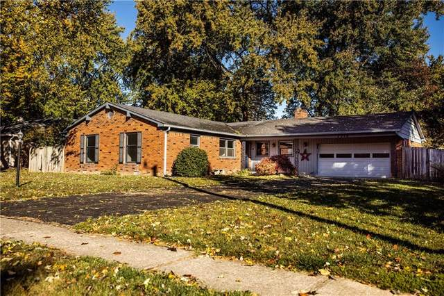 7518 Lindsay Drive, Indianapolis, IN 46214 (MLS #21745079) :: Anthony Robinson & AMR Real Estate Group LLC