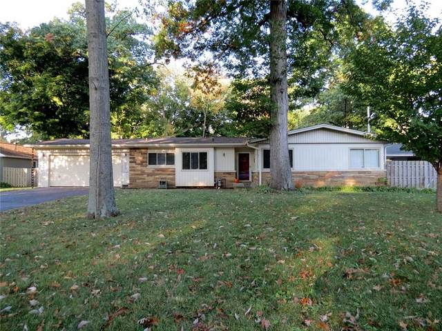 3222 Woodland Parkway, Columbus, IN 47201 (MLS #21745113) :: The ORR Home Selling Team