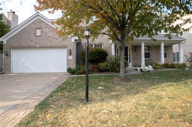 11902 Castlestone Dr, Fishers, IN 46037 (MLS #21745117) :: Mike Price Realty Team - RE/MAX Centerstone