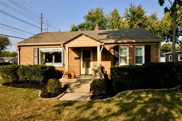 5402 Haverford Avenue, Indianapolis, IN 46220 (MLS #21745118) :: Mike Price Realty Team - RE/MAX Centerstone