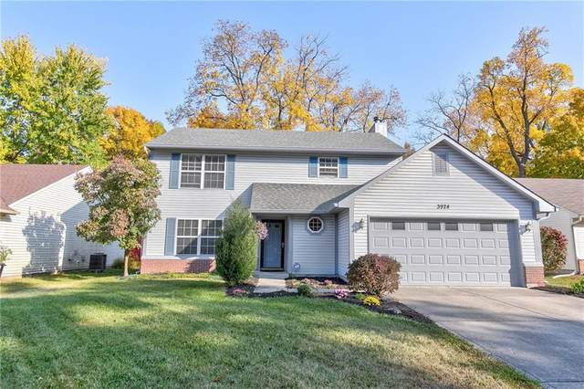3924 Par Drive, Indianapolis, IN 46268 (MLS #21745120) :: Ferris Property Group