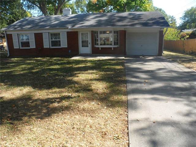 1733 N Furman Avenue, Indianapolis, IN 46214 (MLS #21745128) :: The ORR Home Selling Team