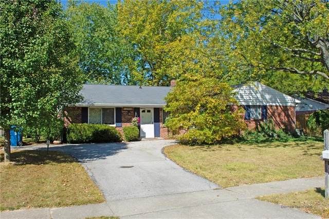 1150 N Harbison Avenue, Indianapolis, IN 46219 (MLS #21745130) :: Mike Price Realty Team - RE/MAX Centerstone