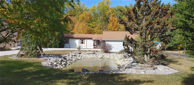 12444 State Highway 243, Cloverdale, IN 46120 (MLS #21745131) :: Anthony Robinson & AMR Real Estate Group LLC